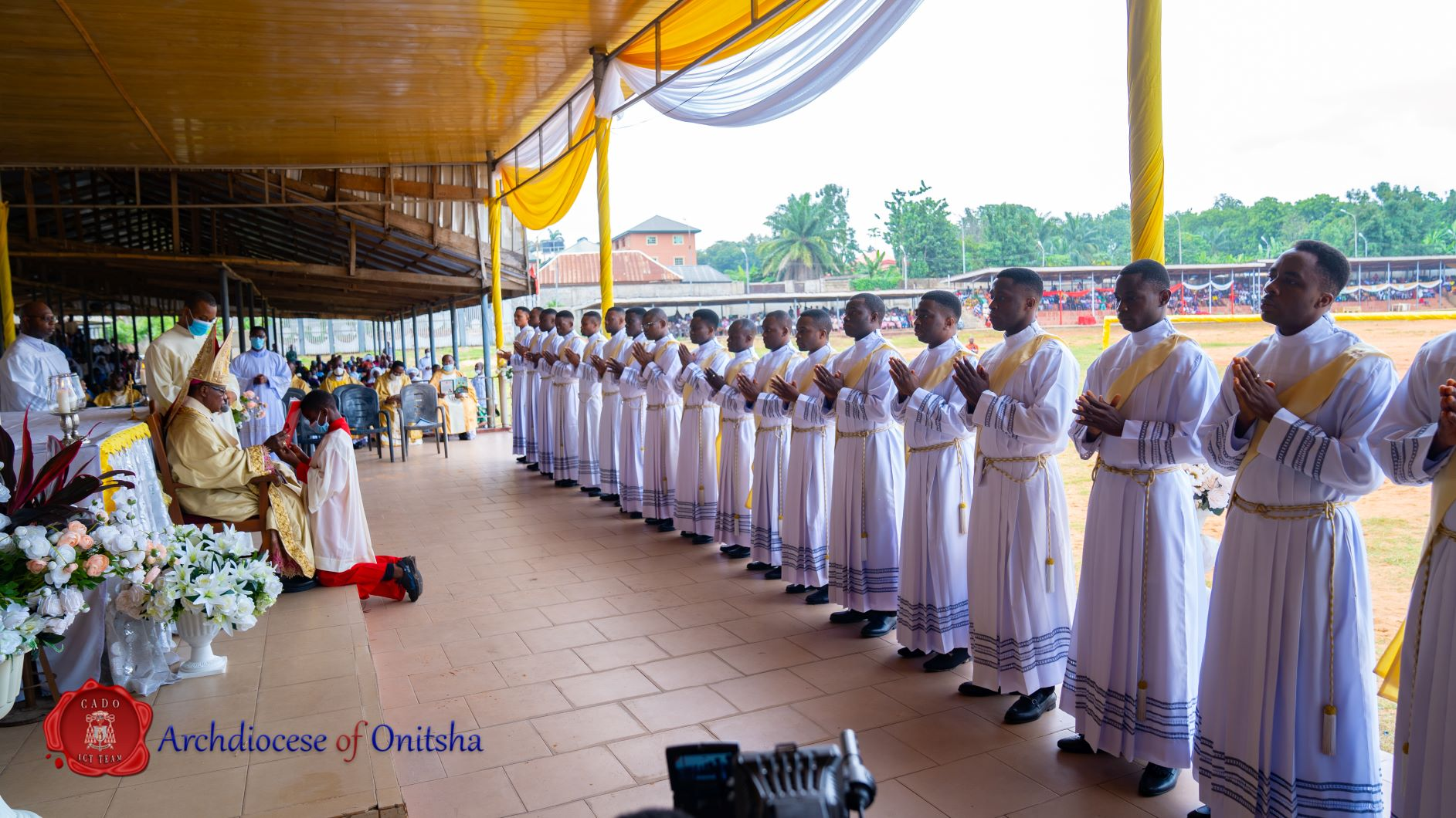 2021 Ordination