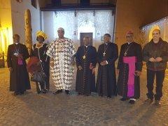Cardinal Arinze at 60