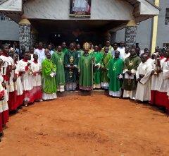 Pastoral Visit